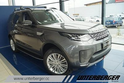 Land Rover Discovery 5 3,0 TDV6 HSE Aut. bei fahrzeuge.unterberger.landrover-vertragspartner.at in