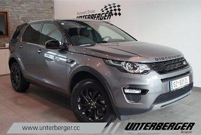 Land Rover Discovery Sport 2,0 TD4 150 4WD SE Aut. bei fahrzeuge.unterberger.landrover-vertragspartner.at in