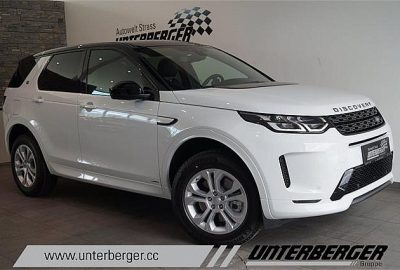 Land Rover Discovery Sport D150 R-Dynamic S bei fahrzeuge.unterberger.landrover-vertragspartner.at in