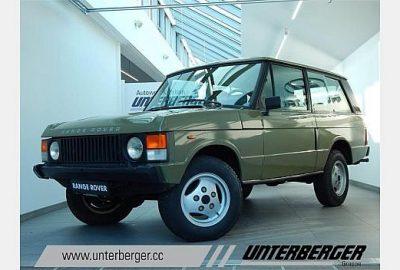 Land Rover Range Rover bei fahrzeuge.unterberger.landrover-vertragspartner.at in