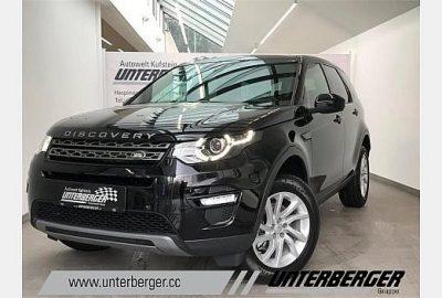 Land Rover Discovery Sport bei fahrzeuge.unterberger.landrover-vertragspartner.at in