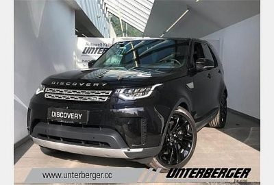 Land Rover Discovery bei fahrzeuge.unterberger.landrover-vertragspartner.at in