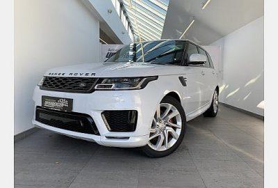 Land Rover Range Rover Sport bei fahrzeuge.unterberger.landrover-vertragspartner.at in