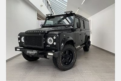 Land Rover Defender bei fahrzeuge.unterberger.landrover-vertragspartner.at in