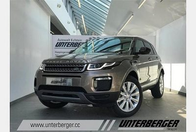 Land Rover Range Rover Evoque SE Dynamic 2,0 TD4 SUV bei fahrzeuge.unterberger.landrover-vertragspartner.at in