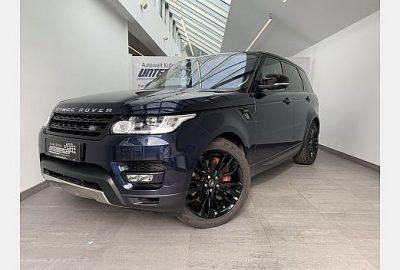 Land Rover Range Rover Sport 3,0 SDV6/Hybrid HSE bei fahrzeuge.unterberger.landrover-vertragspartner.at in