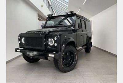 Land Rover Defender 110 E, Einer der letzten seiner Klasse! bei fahrzeuge.unterberger.landrover-vertragspartner.at in