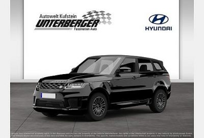 Land Rover Range Rover Sport   LED WLAN RFK el. Sitze PDC bei fahrzeuge.unterberger.landrover-vertragspartner.at in