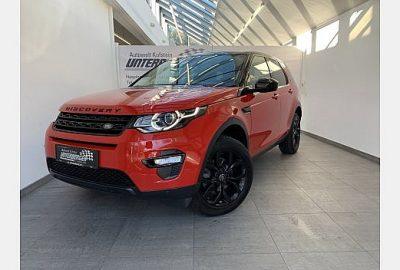 Land Rover Discovery Sport HSE/7Sitzer/Back Pack bei fahrzeuge.unterberger.landrover-vertragspartner.at in
