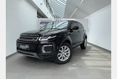 Land Rover Range Rover Evoque ALLRAD/ bei fahrzeuge.unterberger.landrover-vertragspartner.at in