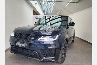 Land Rover Range Rover Sport HSE, Sitzbelüftung, Panoramadach bei fahrzeuge.unterberger.landrover-vertragspartner.at in