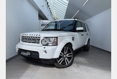 Land Rover Discovery 4 SDV6 HSE Key less Standhzg. RFK AHK bei fahrzeuge.unterberger.landrover-vertragspartner.at in