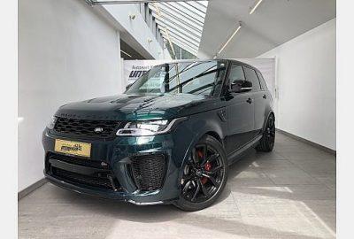 Land Rover Range Rover Sport 5,0 V8 SVR Aut. bei fahrzeuge.unterberger.landrover-vertragspartner.at in