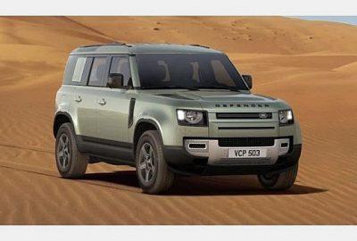 Land Rover Defender 110 Defender S DAB LED Klimaaut. bei fahrzeuge.unterberger.landrover-vertragspartner.at in