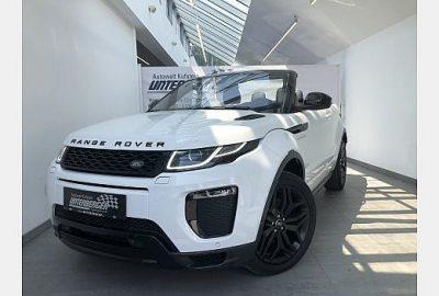 Land Rover Range Rover Evoque Cabriolet HSE Dynamic bei fahrzeuge.unterberger.landrover-vertragspartner.at in