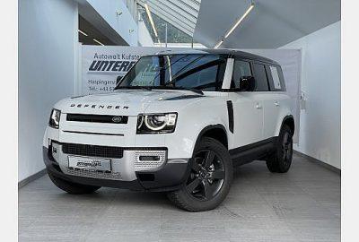 Land Rover Defender 110 D240 SE DAB LED Klimaaut. bei fahrzeuge.unterberger.landrover-vertragspartner.at in
