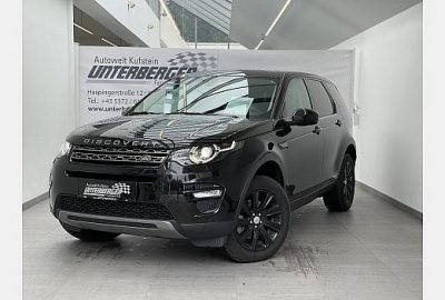 Land Rover Discovery Sport 2,0 SD4 4WD SE Aut. bei fahrzeuge.unterberger.landrover-vertragspartner.at in