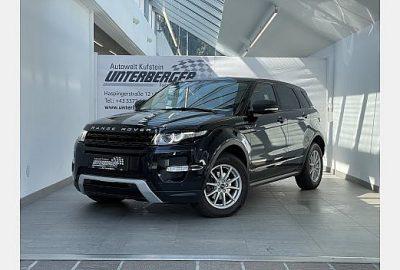 Land Rover Range Rover Evoque 2.2 Dynamic LED Xenon PDC bei fahrzeuge.unterberger.landrover-vertragspartner.at in